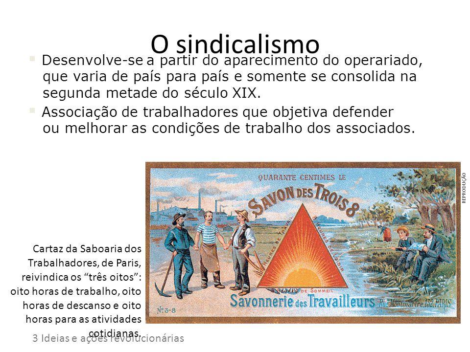 O sindicalismo