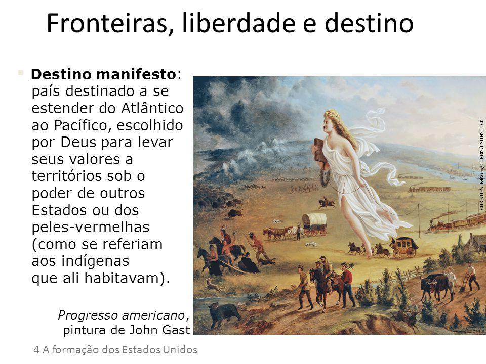 Fronteiras, liberdade e destino