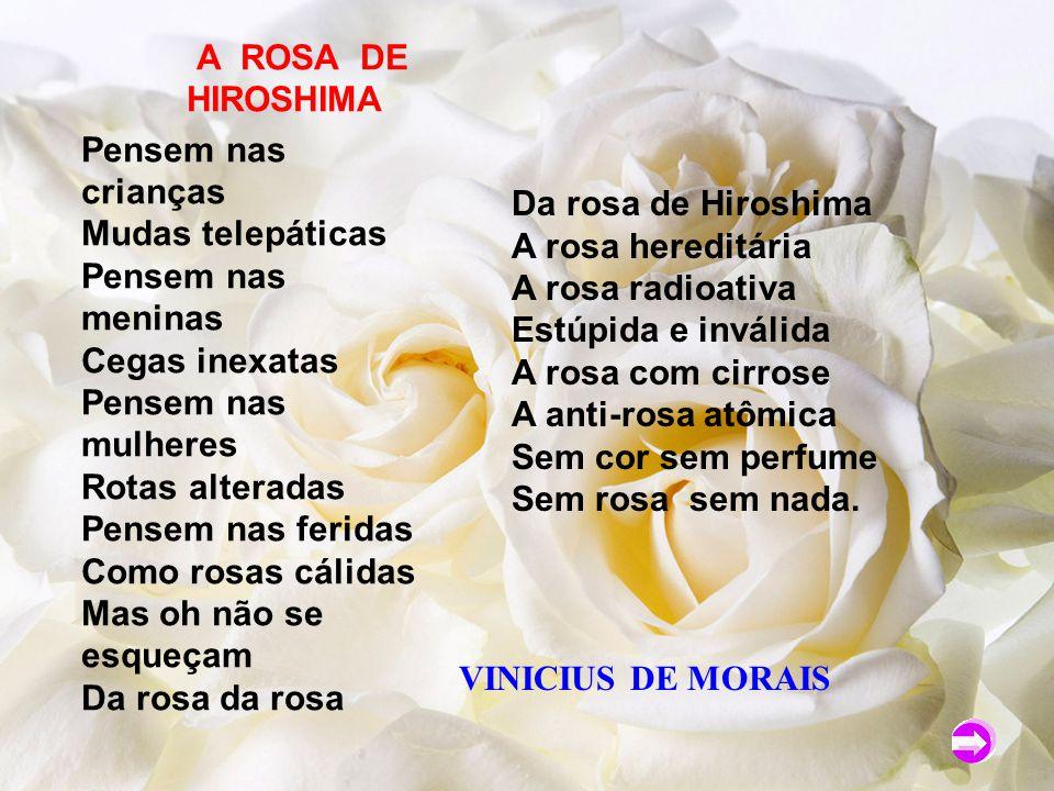 A ROSA DE HIROSHIMA
