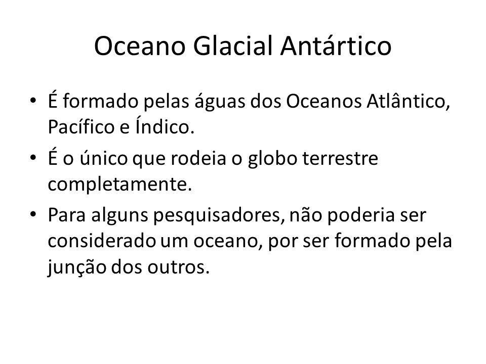Oceano Glacial Antártico