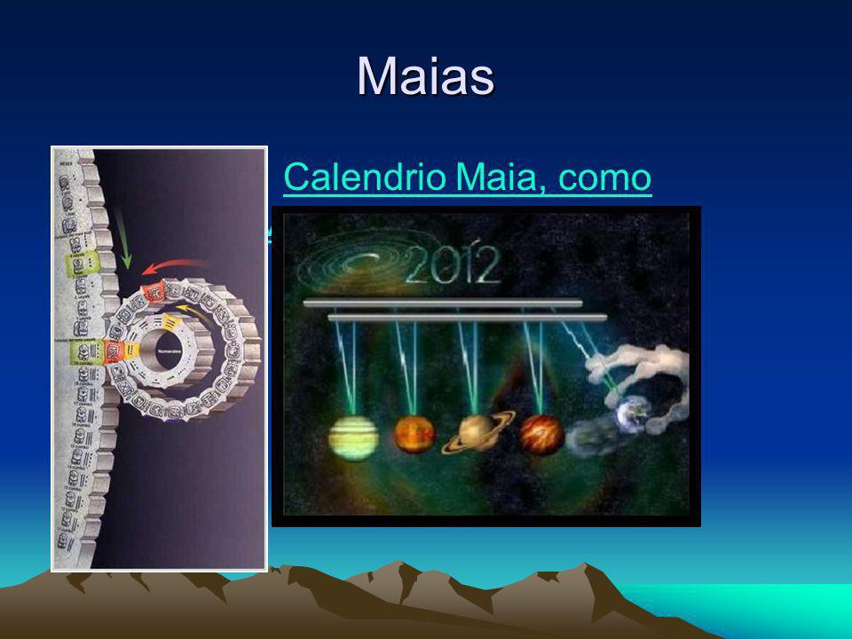 Maias Calendrio Maia, como funciona.avi