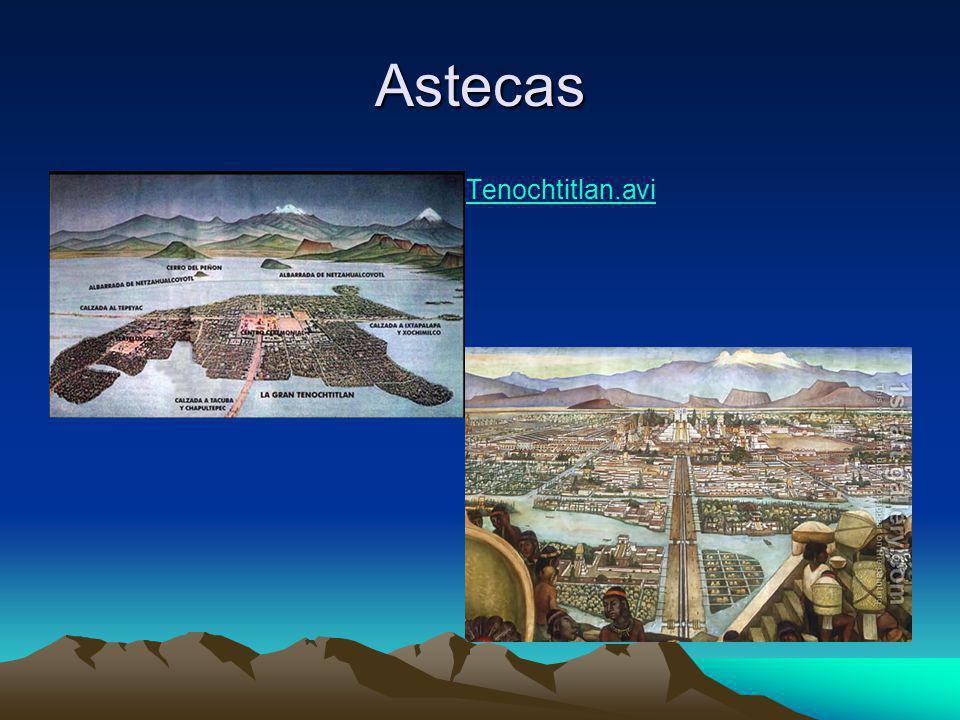 Astecas Tenochtitlan.avi