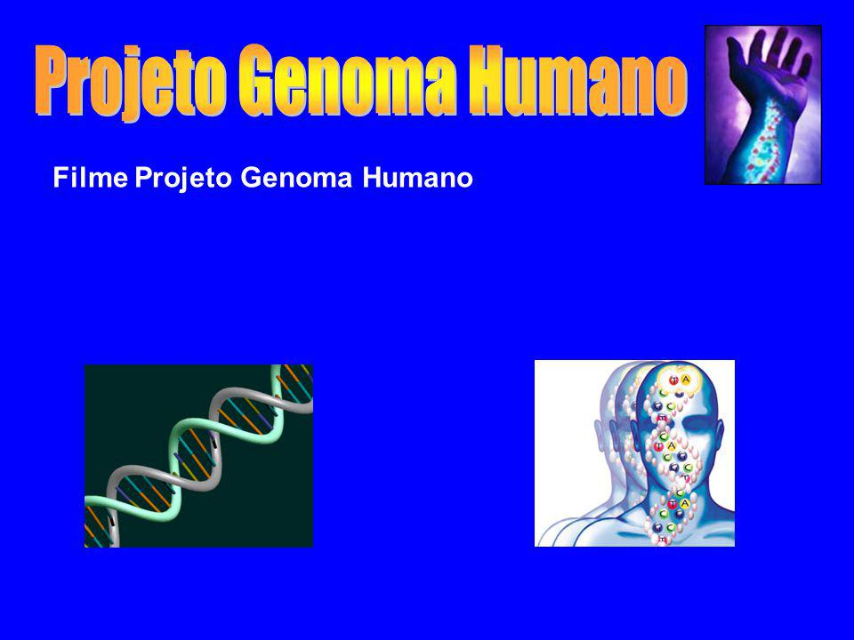 Projeto Genoma Humano Filme Projeto Genoma Humano