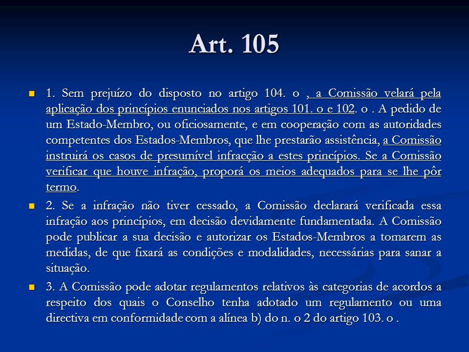 Art. 105