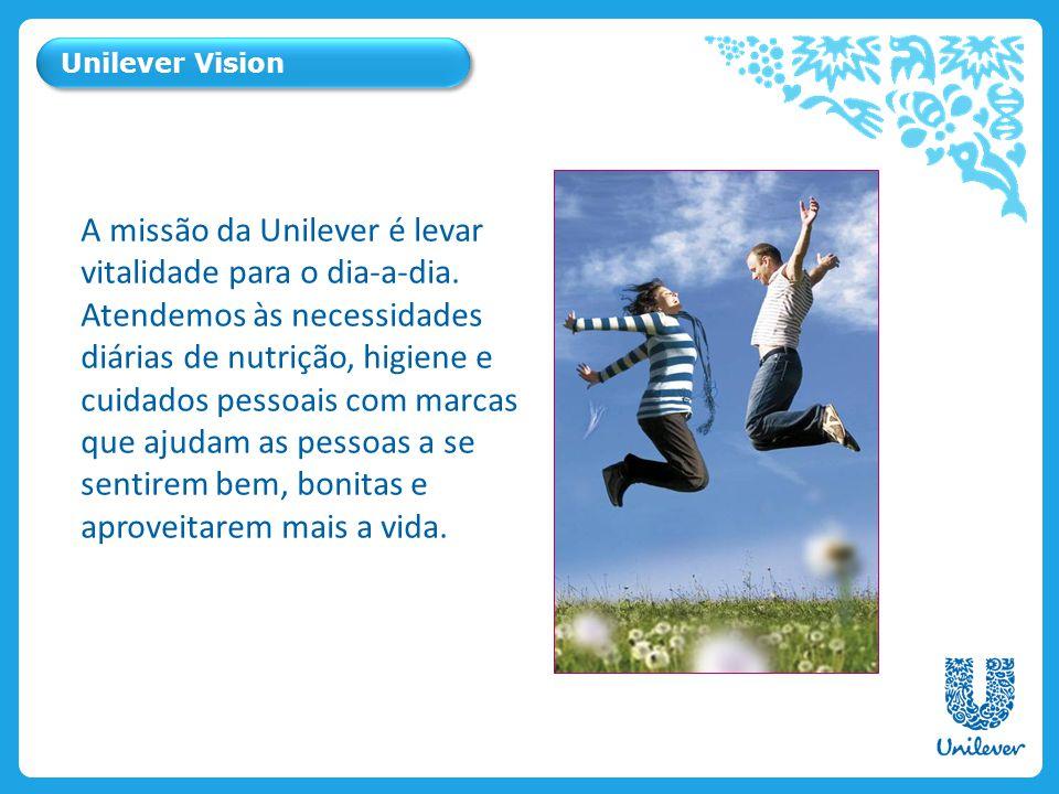 Unilever Vision