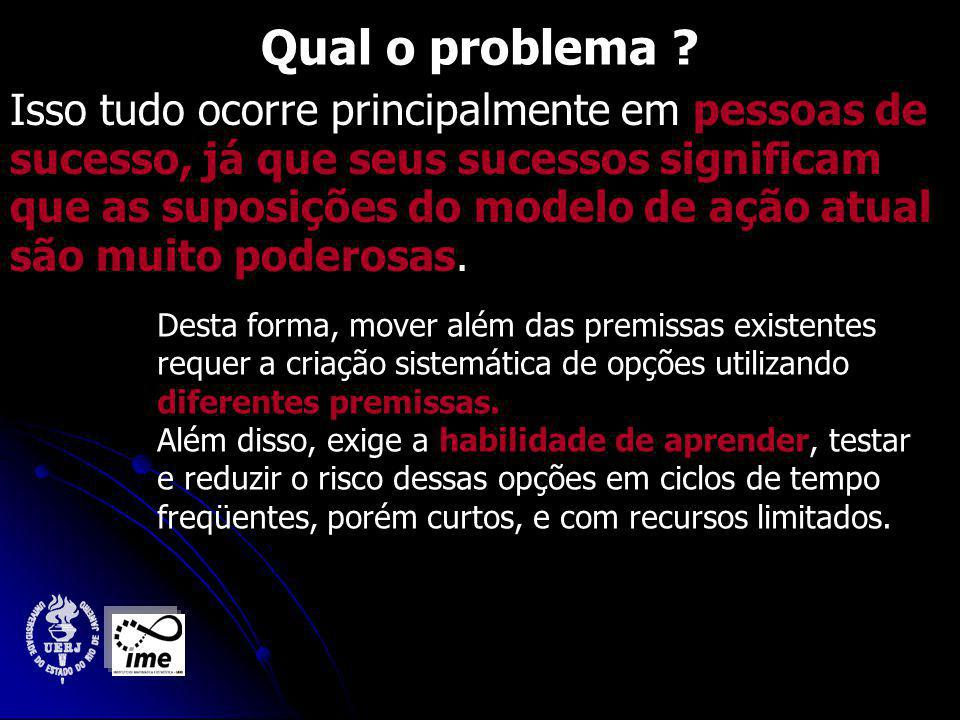 Qual o problema