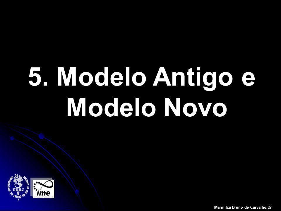 5. Modelo Antigo e Modelo Novo