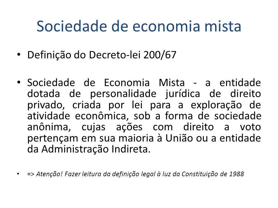 Sociedade de economia mista