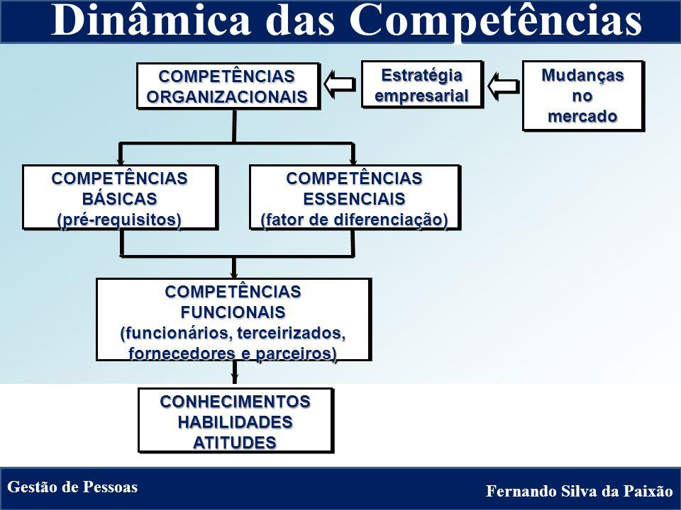 Dinâmica das Competências