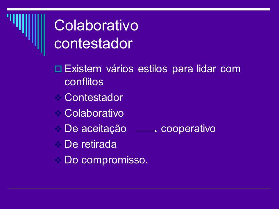 Colaborativo contestador
