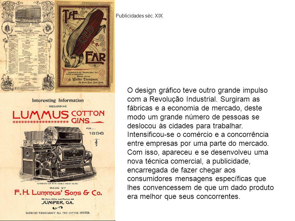 Publicidades séc. XIX