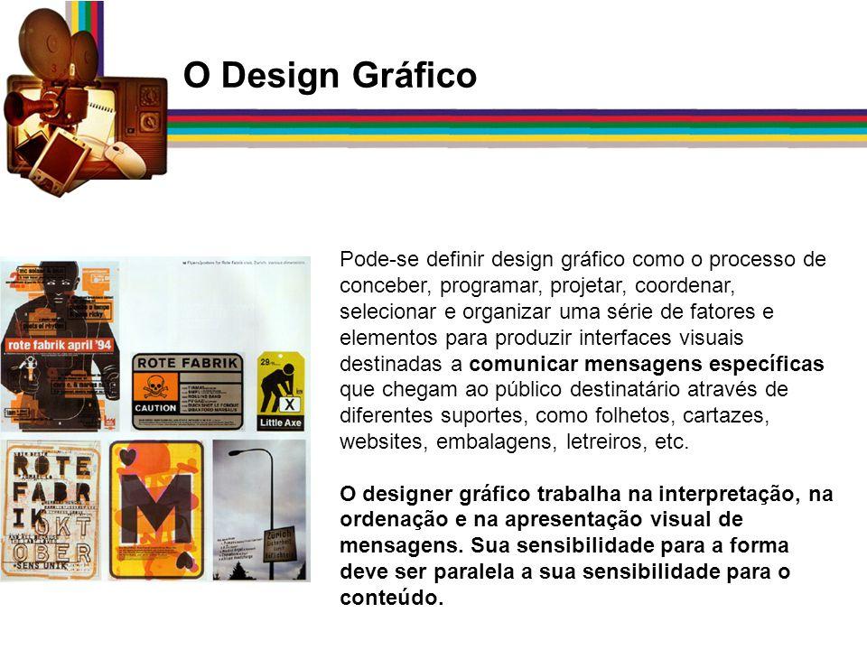 O Design Gráfico