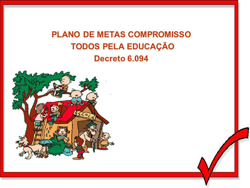PLANO DE METAS COMPROMISSO