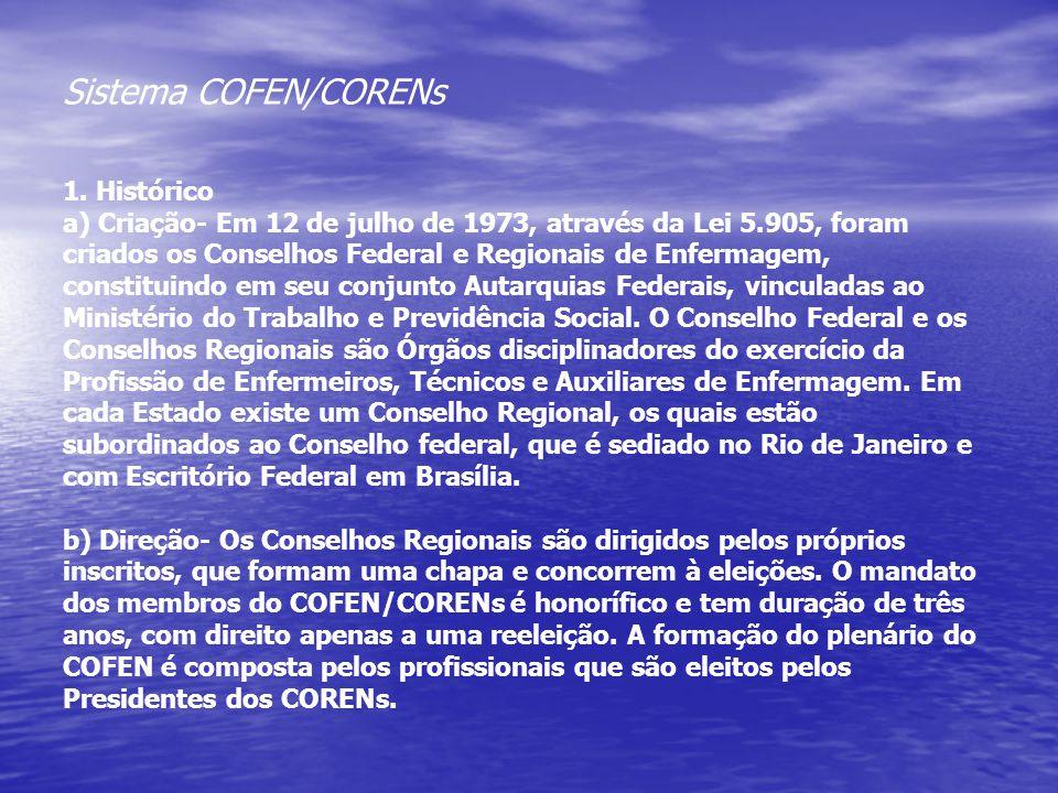 Sistema COFEN/CORENs 1.