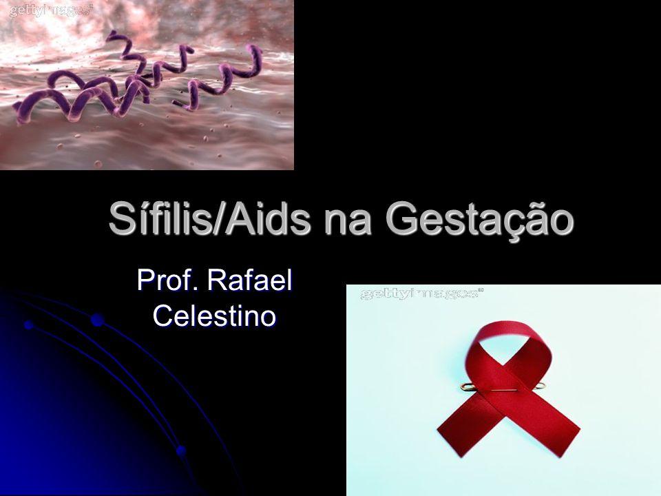 Sífilis/Aids na Gestação