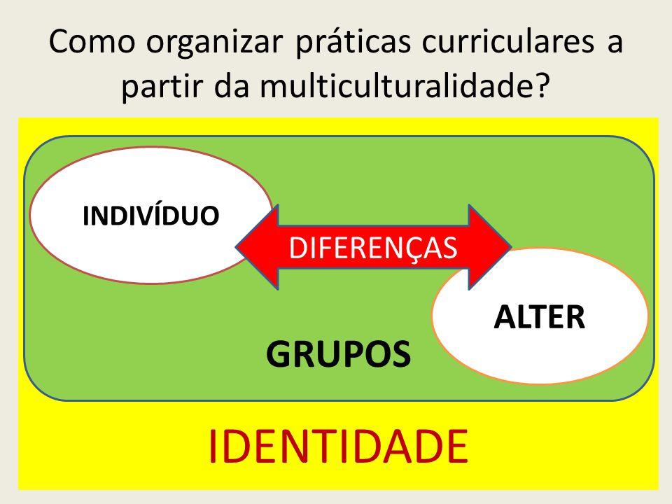 Como organizar práticas curriculares a partir da multiculturalidade