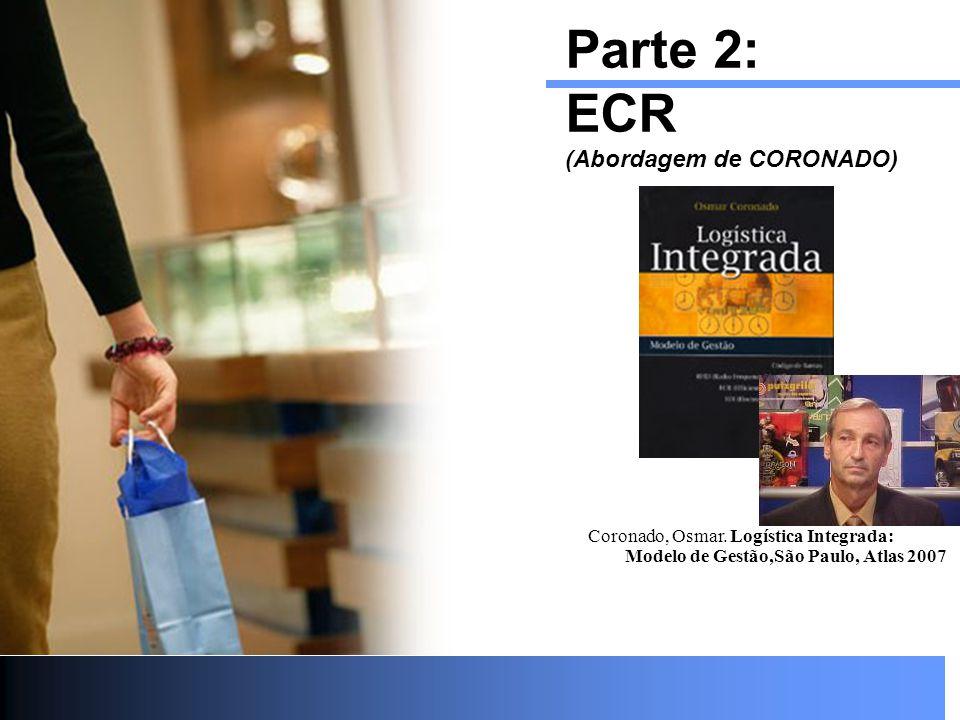 Parte 2: ECR (Abordagem de CORONADO)