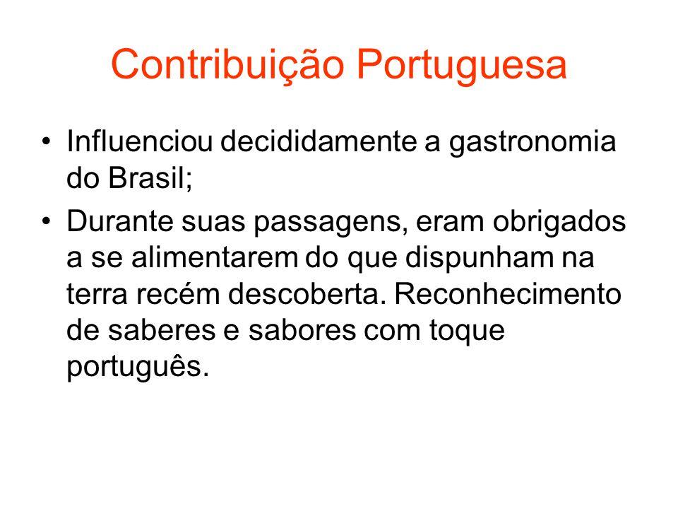 Contribuição Portuguesa