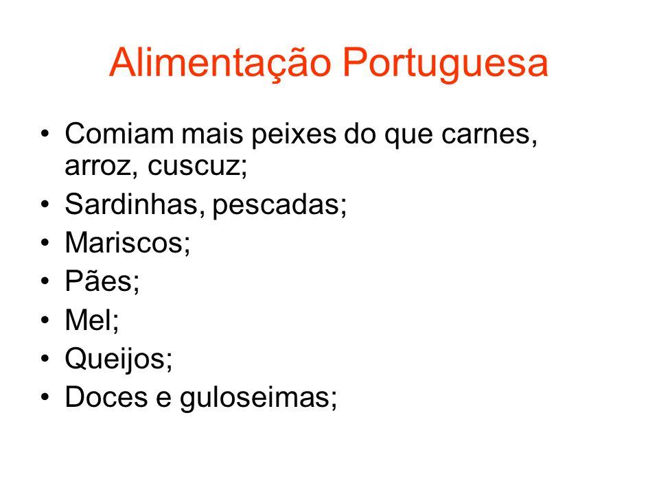 Alimentação Portuguesa