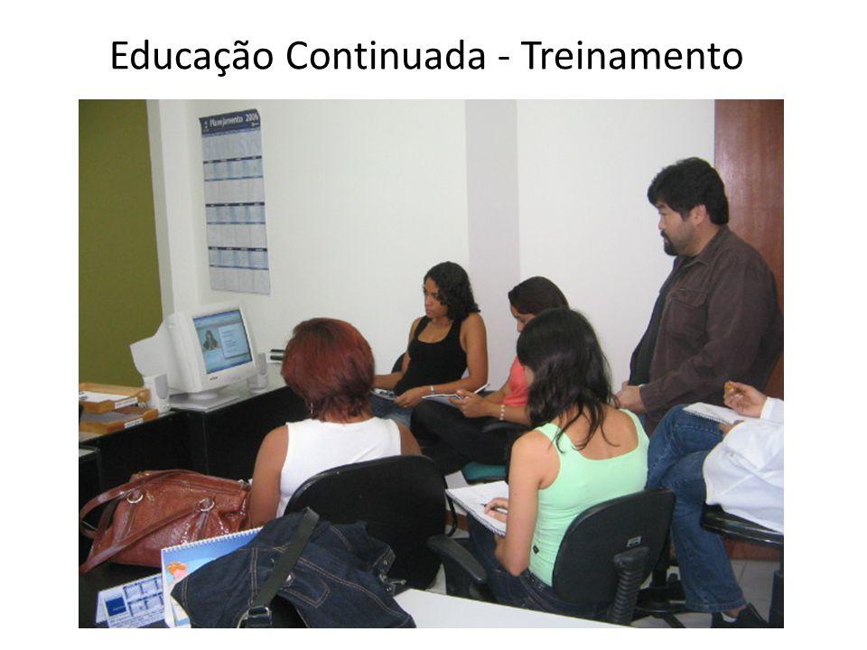 Educação Continuada - Treinamento
