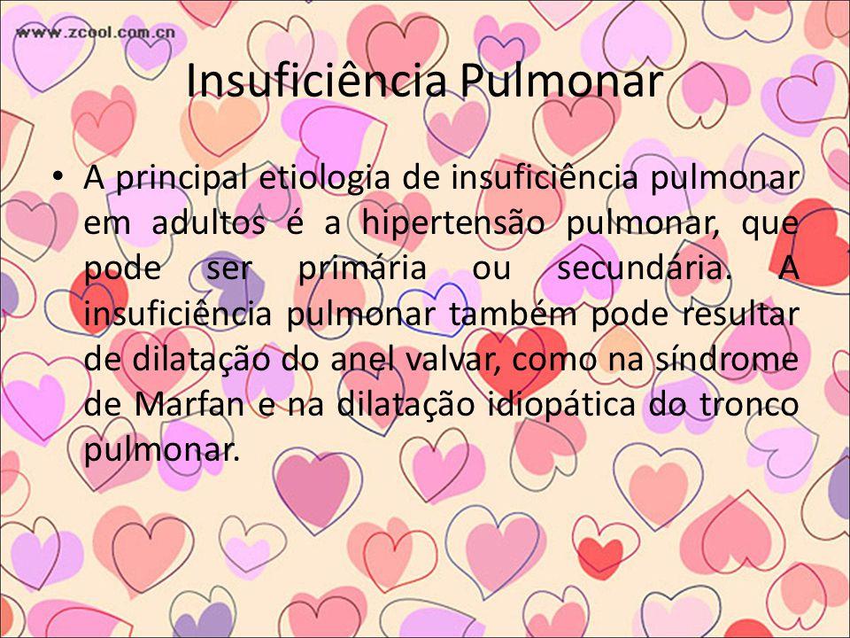 Insuficiência Pulmonar