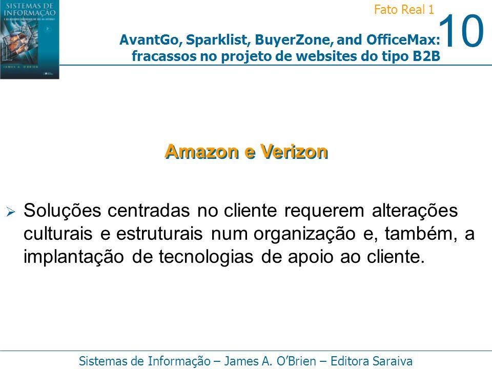 Amazon e Verizon