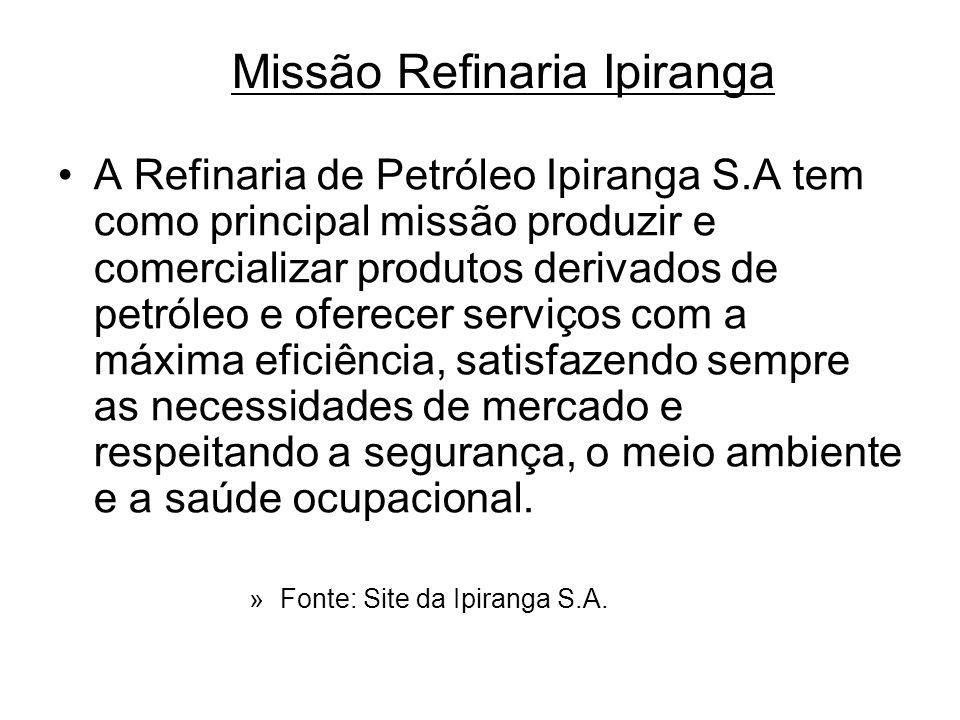 Missão Refinaria Ipiranga