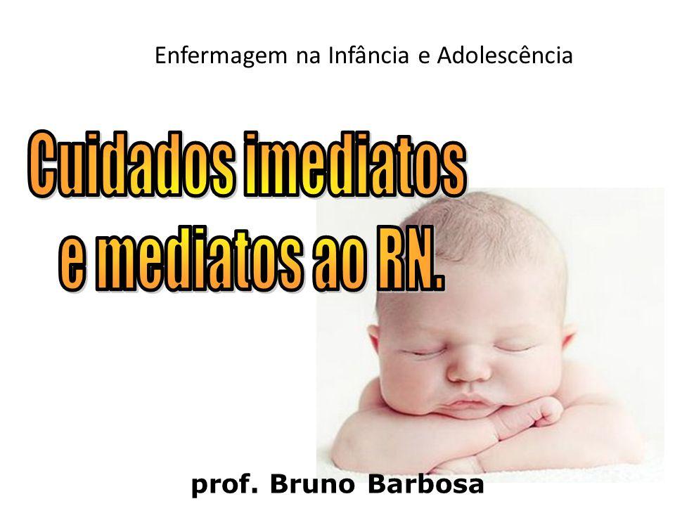 Enfermagem na Infância e Adolescência