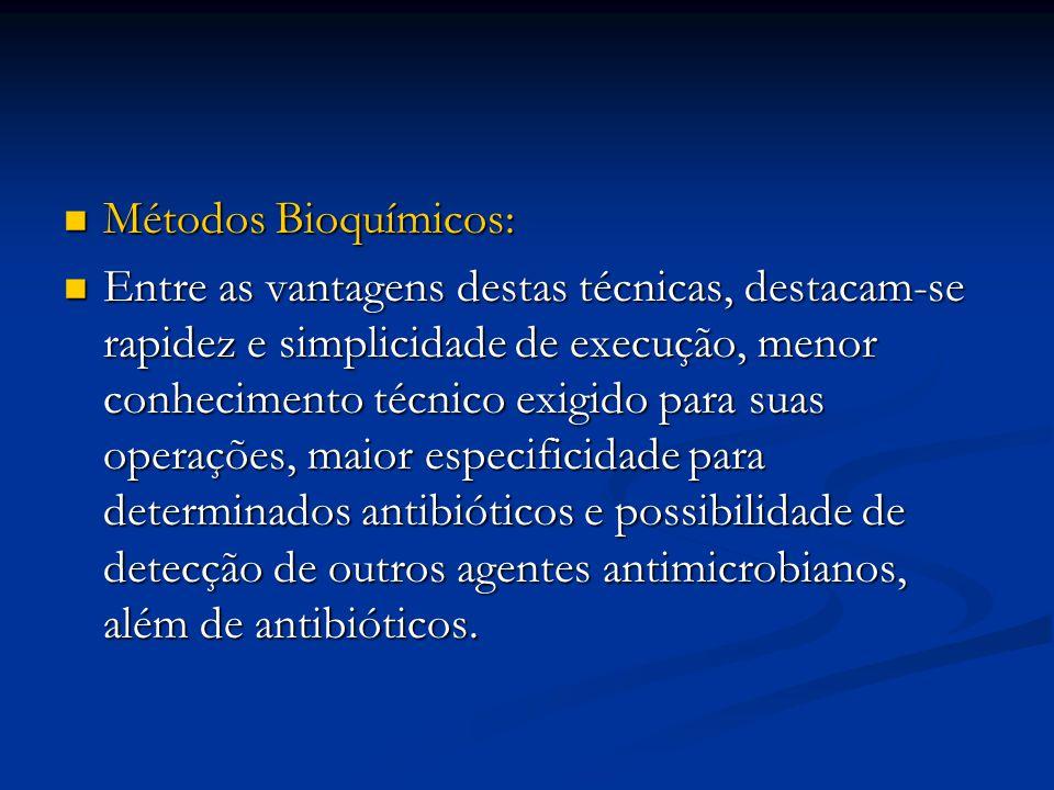 Métodos Bioquímicos: