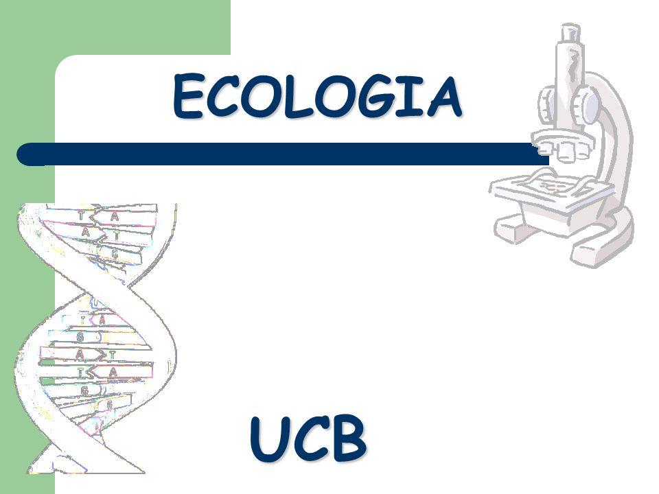 ECOLOGIA UCB