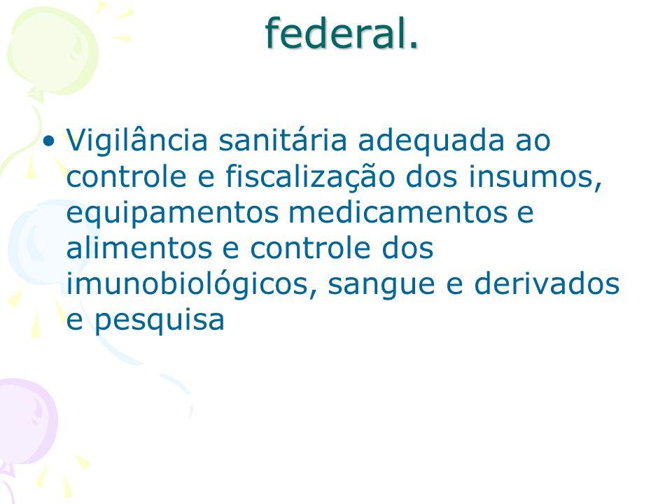 federal.