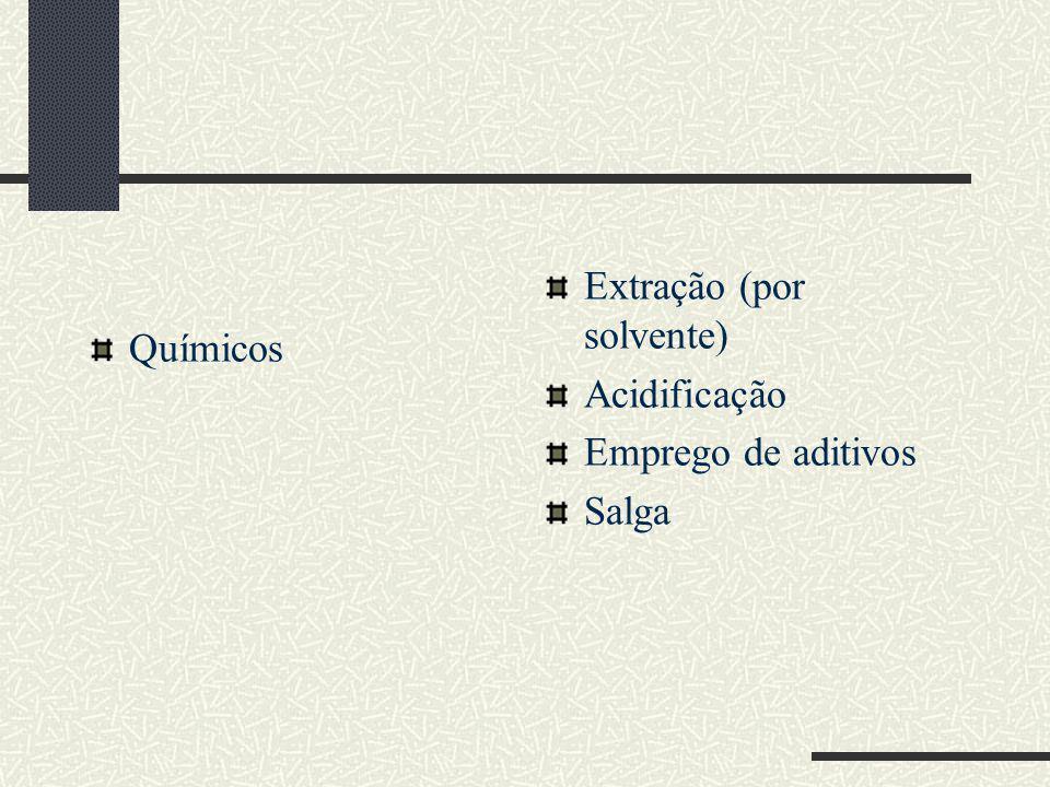 Extração (por solvente)