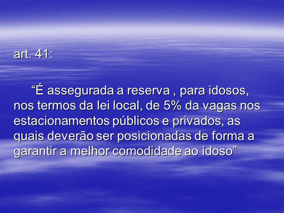 art. 41: