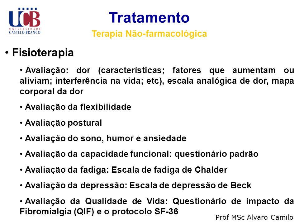 Terapia Não-farmacológica