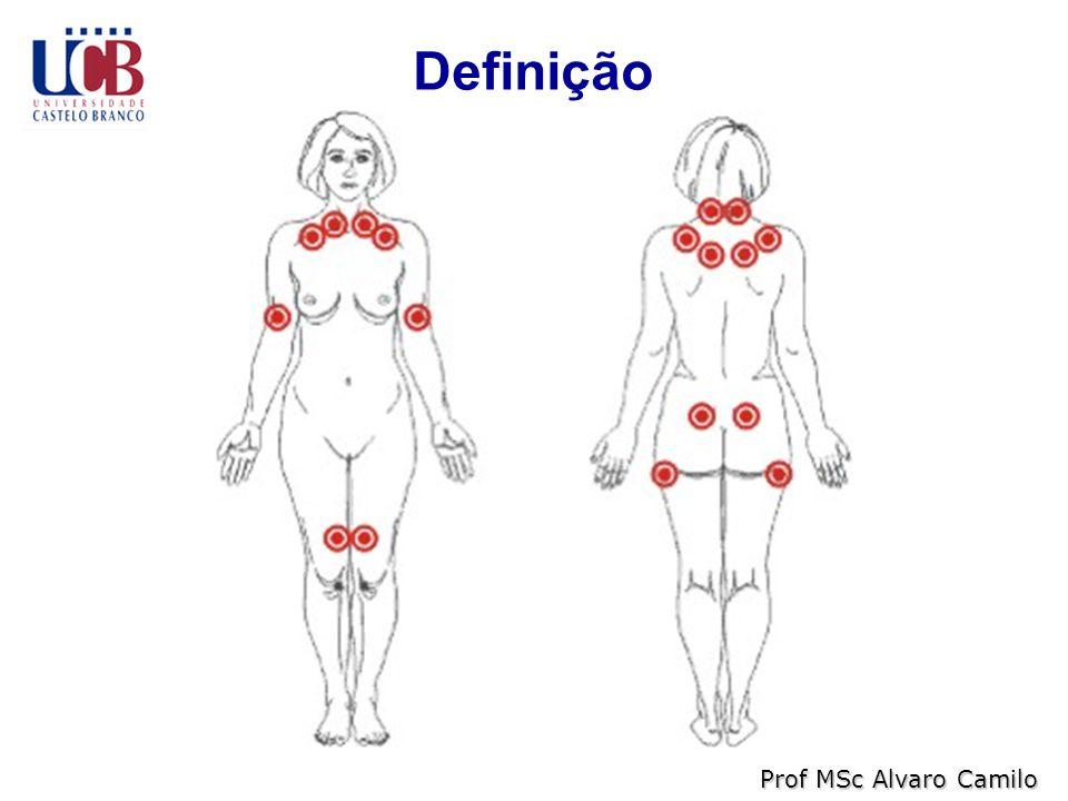 Definição Prof MSc Alvaro Camilo