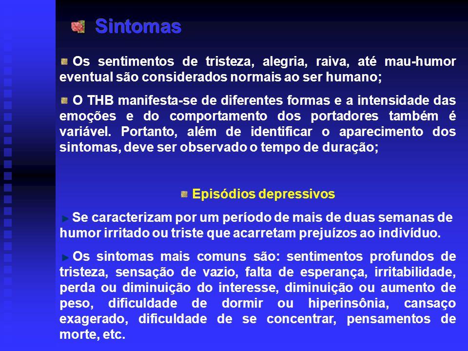 Episódios depressivos