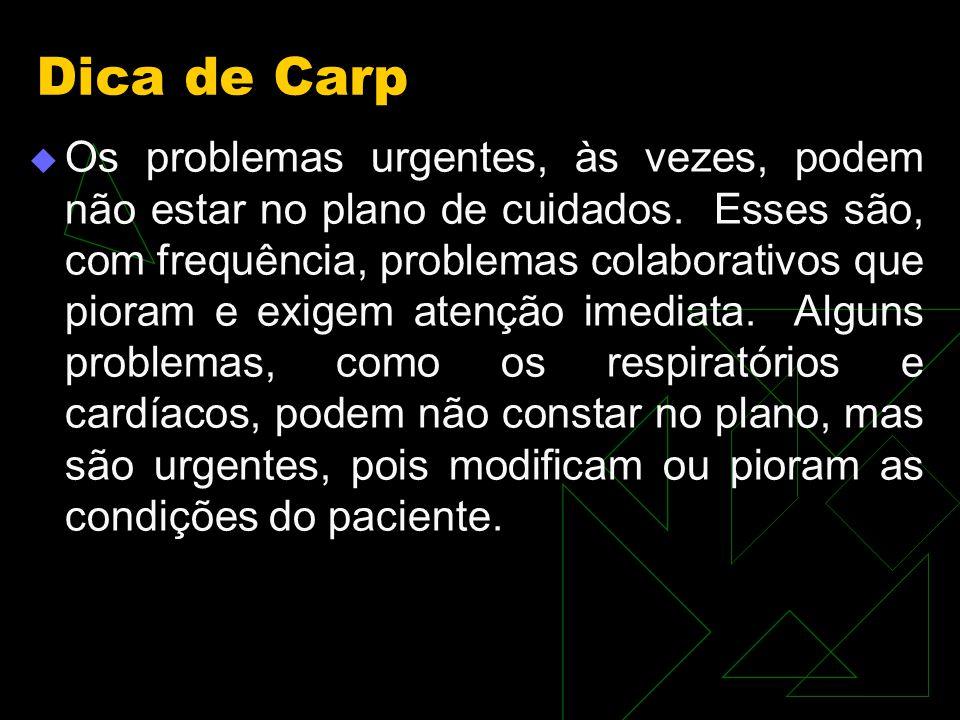 Dica de Carp