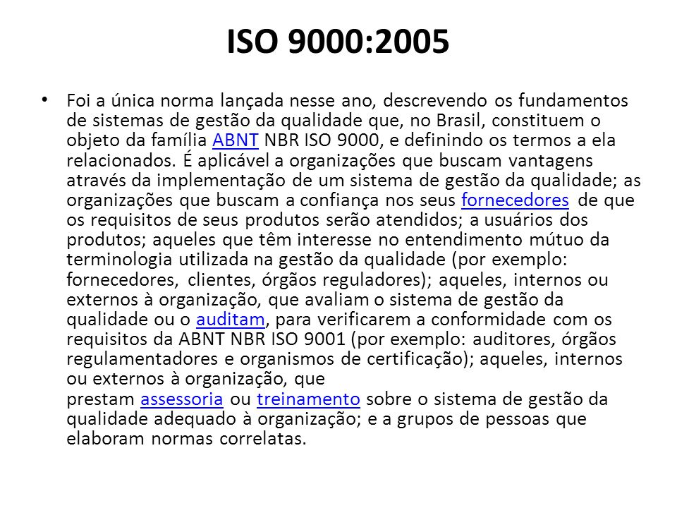 ISO 9000:2005