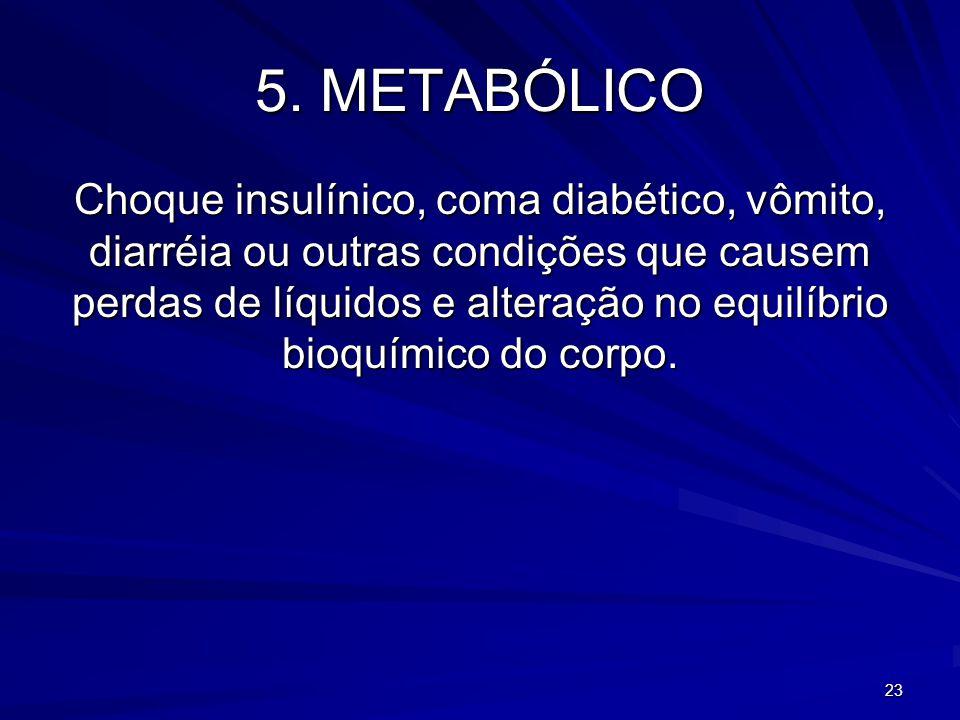 5. METABÓLICO