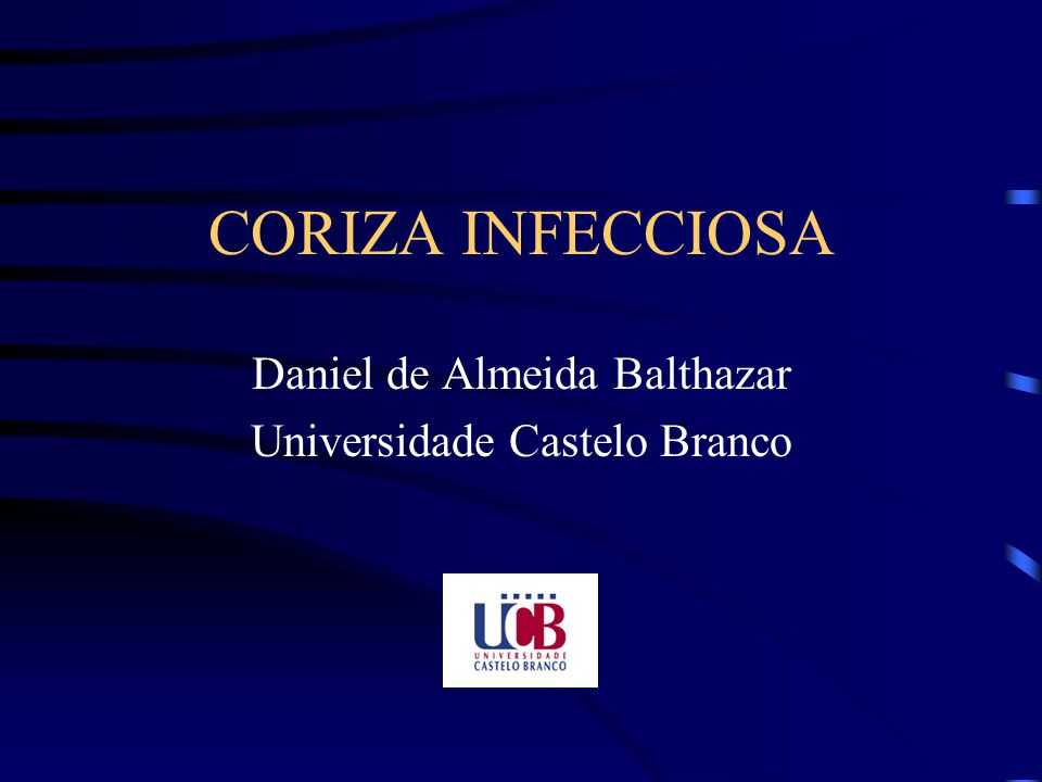 Daniel de Almeida Balthazar Universidade Castelo Branco