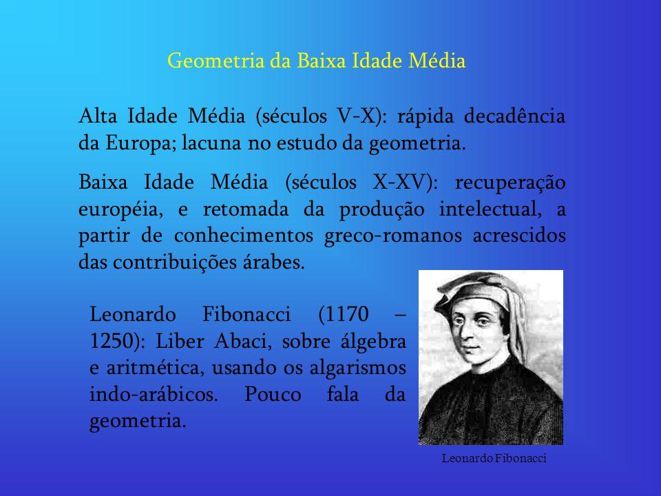 Geometria da Baixa Idade Média