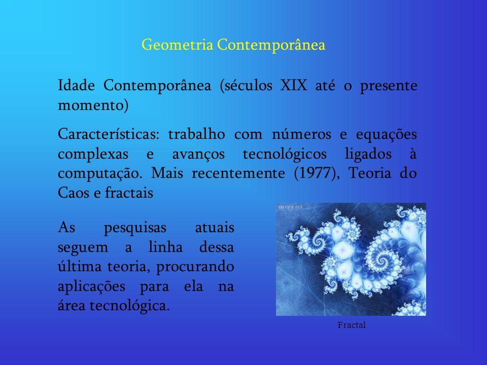 Geometria Contemporânea