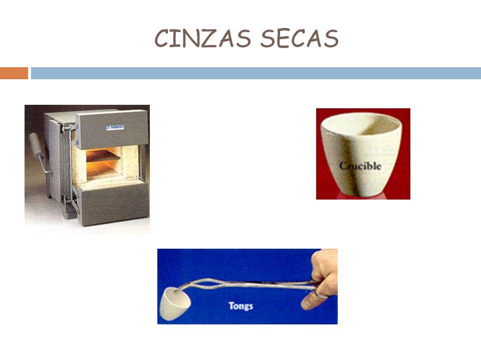 CINZAS SECAS