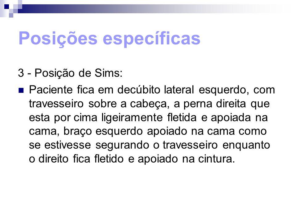 Posições específicas 3 - Posição de Sims: