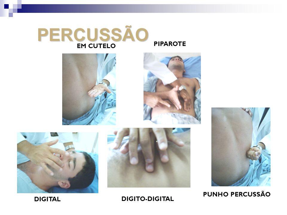 PERCUSSÃO PIPAROTE EM CUTELO PUNHO PERCUSSÃO DIGITAL DIGITO-DIGITAL 75