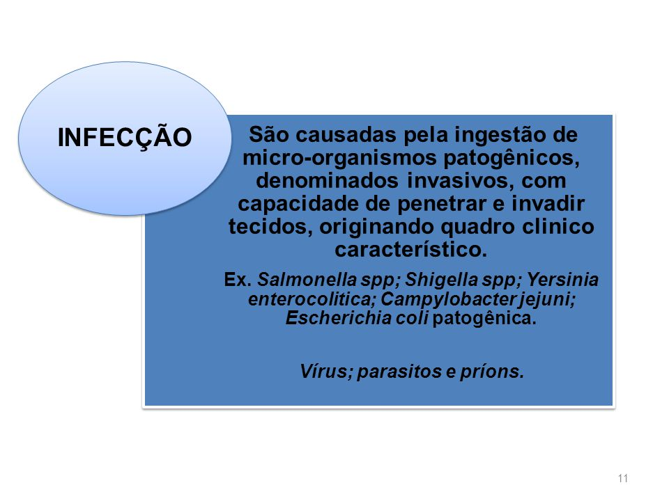 Vírus; parasitos e príons.