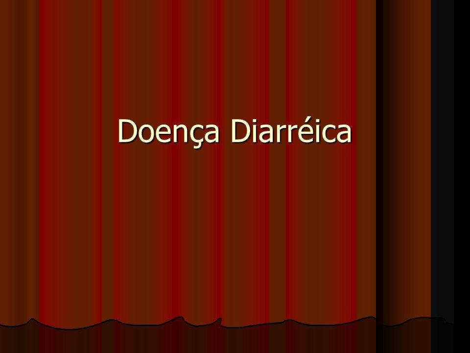 Doença Diarréica
