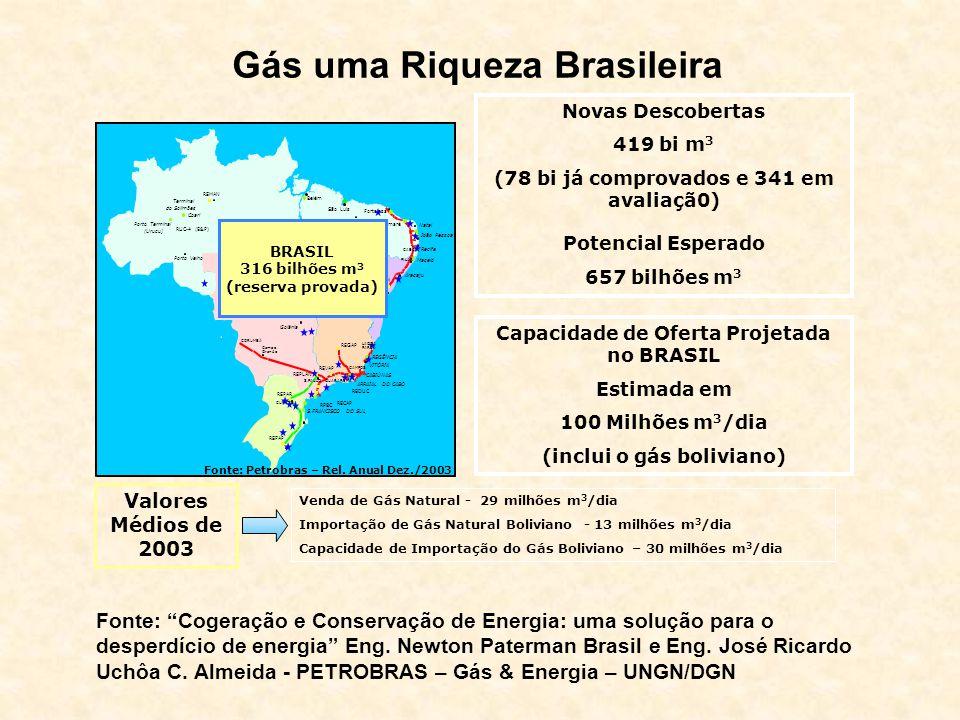 Gás uma Riqueza Brasileira