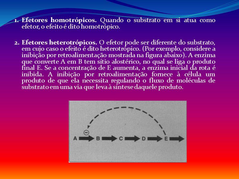 1. Efetores homotrópicos