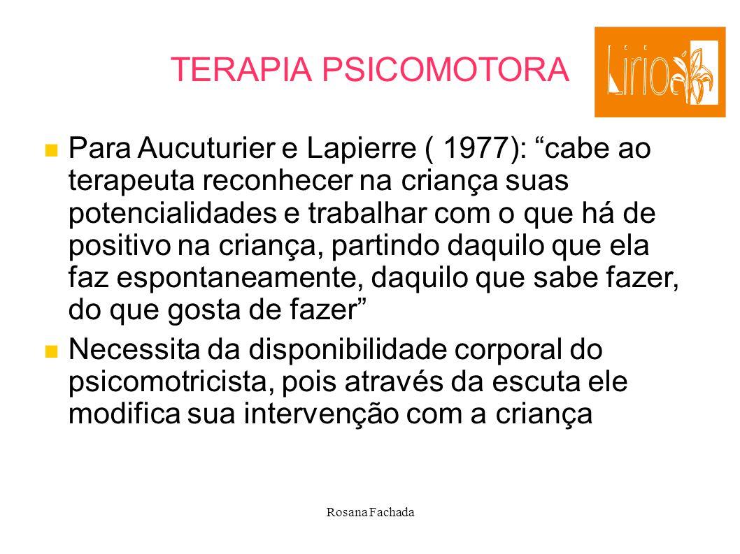 TERAPIA PSICOMOTORA